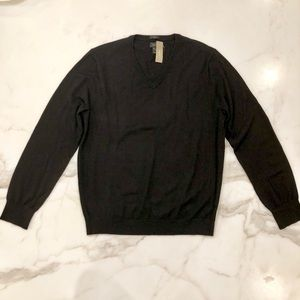 J Crew- Italian Merino Wool Sweater size L